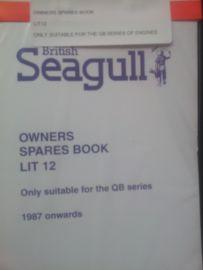 QB Spares Book