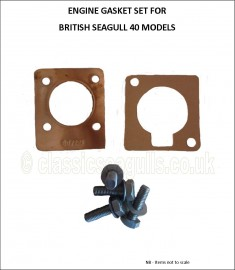 40 Model Engine Gasket Kit