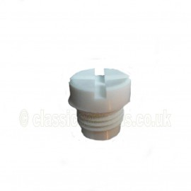 Gearbox oil plug