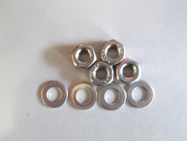 Century Head Nuts and Washers