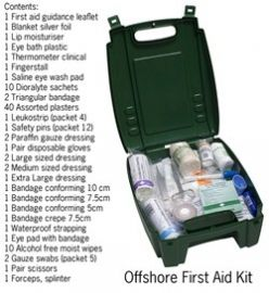 Offshore First Aid Kit