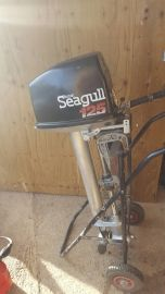 British Seagull 125 Model