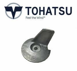 Tohatsu Outboard Trim Tab Anode (6/8/9.8/9.9/15/18/20hp) 3V1-60217-0