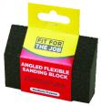 Sanding Blocks Angled Flexible Sanding Block Med/Coarse