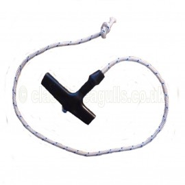 Classic Seagulls Pull Cord Complete