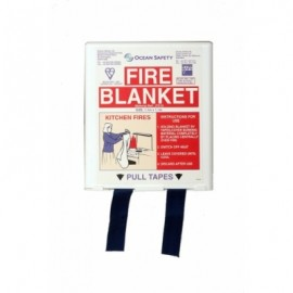 COMPACT FIRE BLANKET